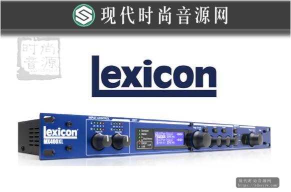 LEXICON 莱斯康 MX400专业演出数字效果处理器