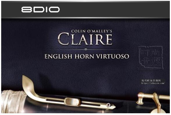 8Dio English Horn Virtuoso KONTAKT 英国大师铜管音源