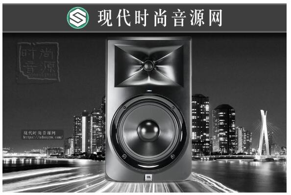 JBL LSR308 8寸有源近场监听音箱 /只 正品行货