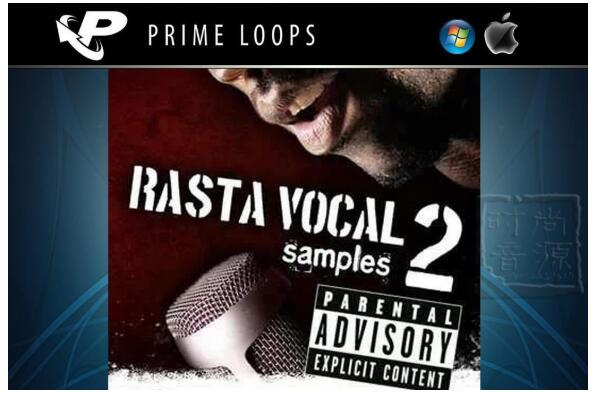 Prime Loops Rasta Vocal Samples 2-震撼雷鬼素材