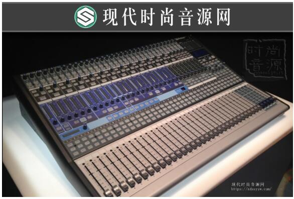 presonus studiolive32.4.2AI 32路数字调音台4编组