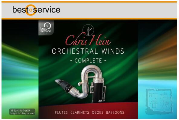 Chris Hein Winds Complete v2.0 KONTAKT 木管乐器