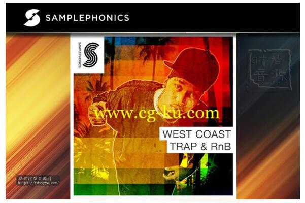 Samplephonics West Coast Trap and RnB MULTiFORMAT