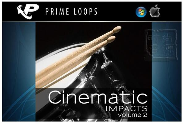 Prime Loops Cinematic Impacts Vol 2-管弦乐素材