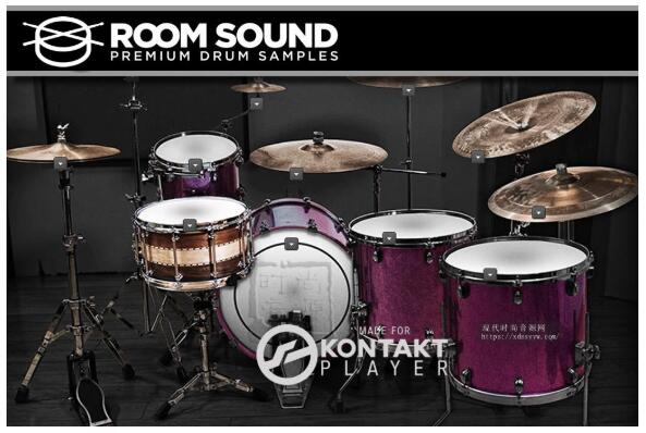 Room Sound Drum Library