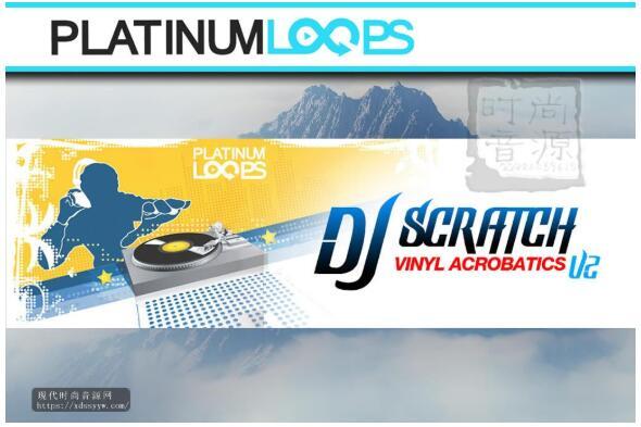 DJ Scratch Loops – Vinyl Acrobatics V2