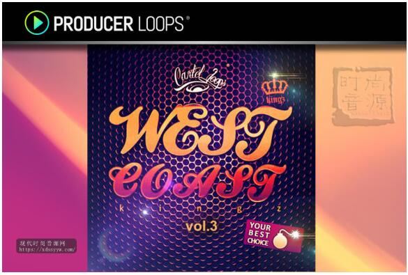 Cartel Loops West Coast Kingz Vol 3