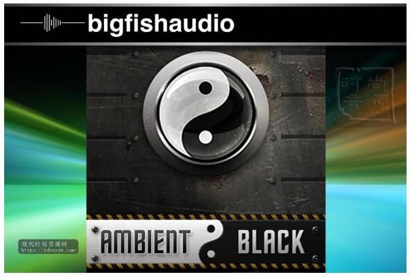 Big Fish Audio and Funk Soul Productions Ambient Black KONTAKT