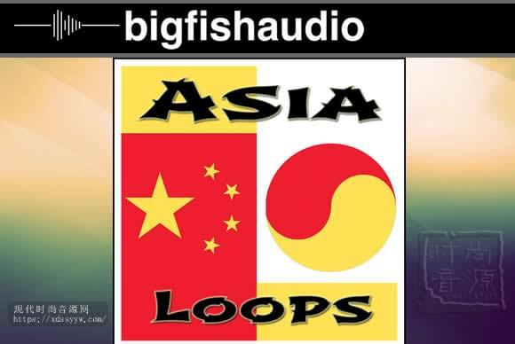 Deep.Data.Loops.Asia.Loops 中国民族乐器节奏素材