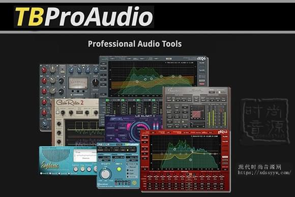 TBProAudio Plugins Bundle 2019.7.2综合效果器