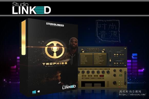 StudioLinked Trophies v1.0嘻哈综合音色库