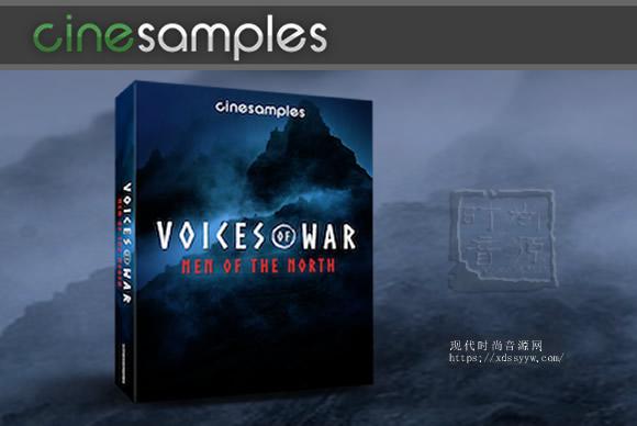Cinesamples Voices of War Men of the North KONTAKT战争之声