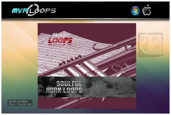 MVP Loops Soulful Horn Loops