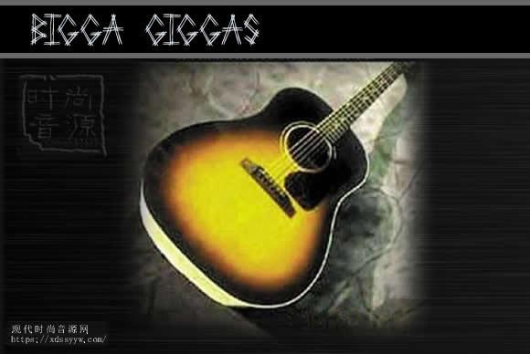 Bigga Giggas Accoustic Essentials Vol.2 KONTAKT原声钢弦吉他
