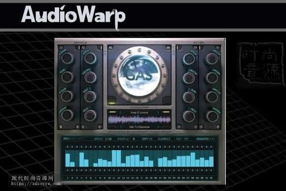 AudioWarp GAS KONTAKT六弦电吉他