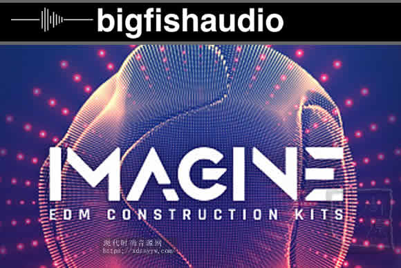 Big Fish EDM Construction Kits KONTAKT
