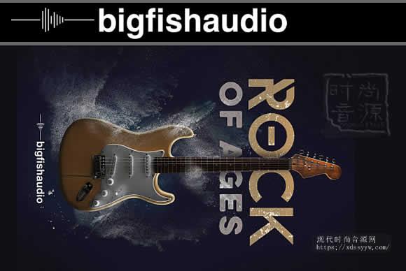Big Fish Audio Rock Of Ages KONTAKT