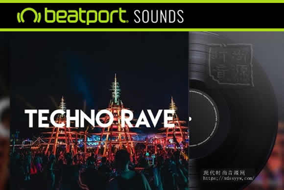 Engineering Samples Techno Rave WAV音效素材库
