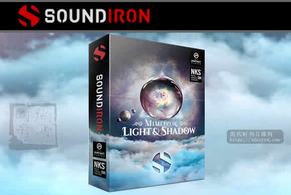 Soundiron Mimi Page Light and Shadow v1.0.0 KONTAKT电影人声音色库