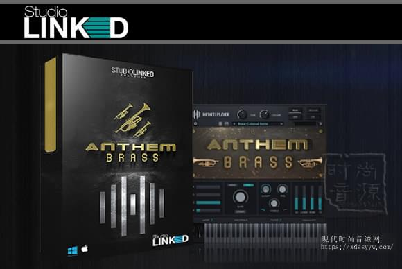 StudioLinked Infiniti Expansion Anthem Brass合成铜管