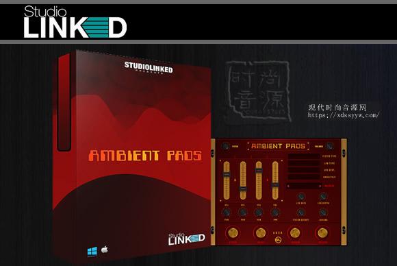 StudioLinked Ambient Pads  KONTAKT 音色