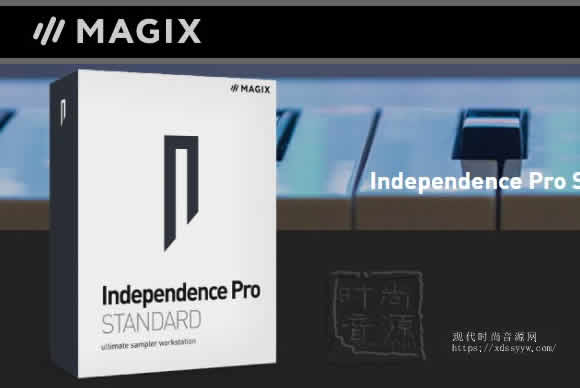 MAGIX Independence Pro Premium Suite Library v3.0.1综合音源