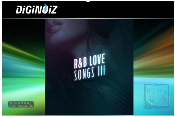 Diginoiz RnB Love Songs III