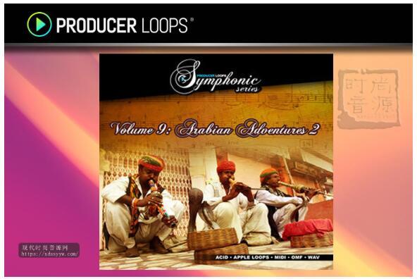 Producer Loops Symphonic Series Vol 9