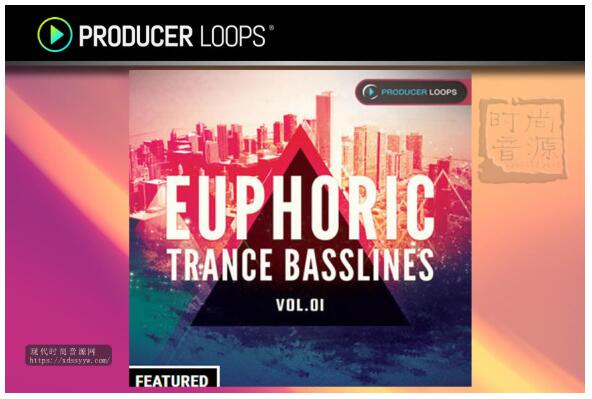 Producer Loops Euphoric Trance Basslines Vol 1