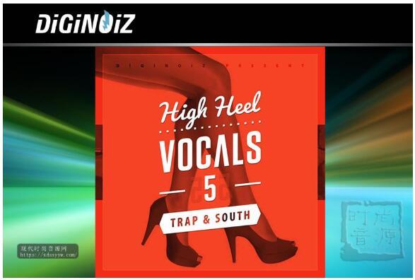 Diginoiz High Heel Vocals 5