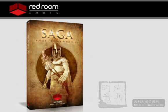 Red Room Audio Saga Acoustic Trailer Percussion v1.1战争打击