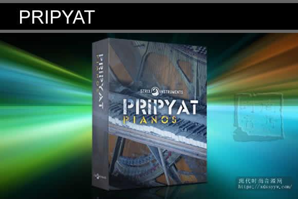 PRIPYAT Pianos KONTAKT