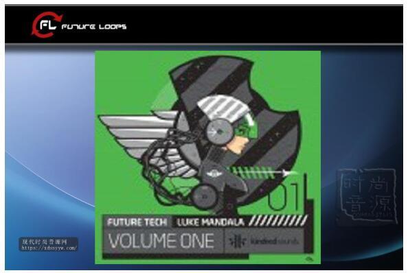Future Tech Volume One Luke Mandala