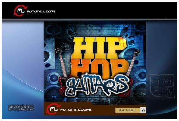 Future Loops Hip Hop Guitars