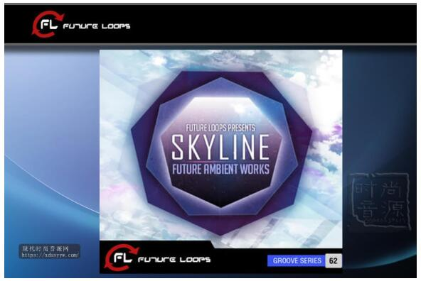 Future Loops Skyline Future Ambient Works