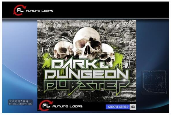 Future Loops Dark Dungeon Dubstep