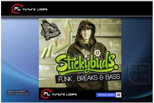 Future Loops Stickybuds Funk Breaks Bass
