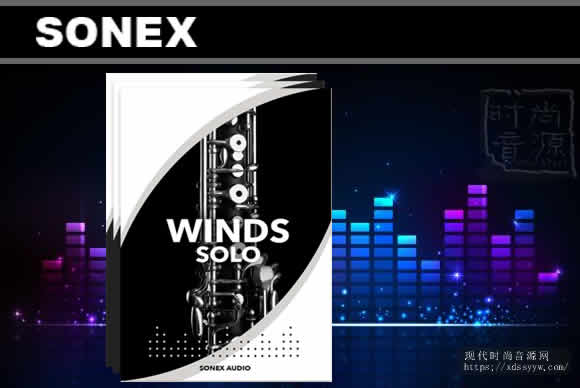 Sonex Audio Woodwinds Solo KONTAKT木管独奏