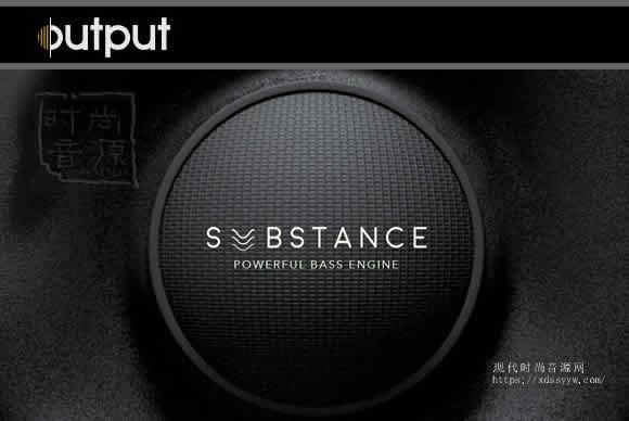 Output Substance v1.0.1 KONTAKT 强劲低音合成音色