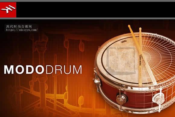 IK Multimedia MODO DRUM v1.0.0 PC MAC鼓音源