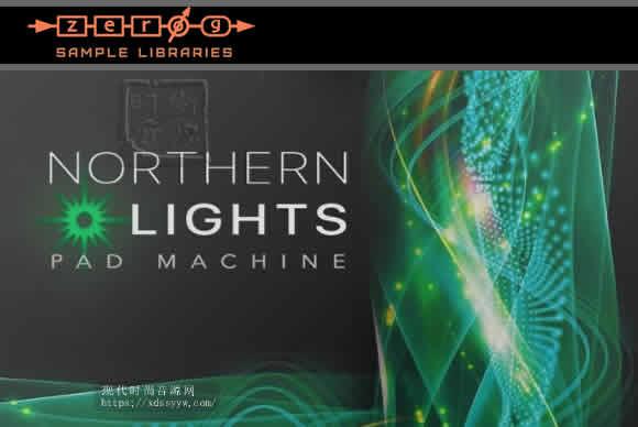 Zero-G Northern Lights Pad Machine KONTAKT北极光音色垫