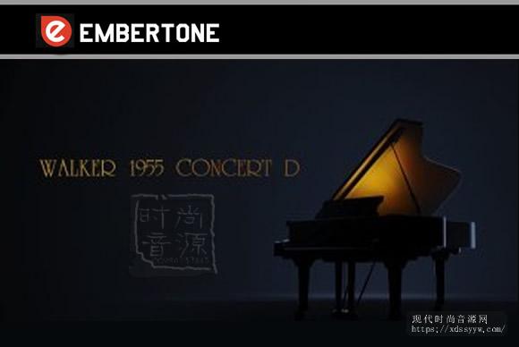 Embertone Walker 1955 Concert D FULL KONTAKT