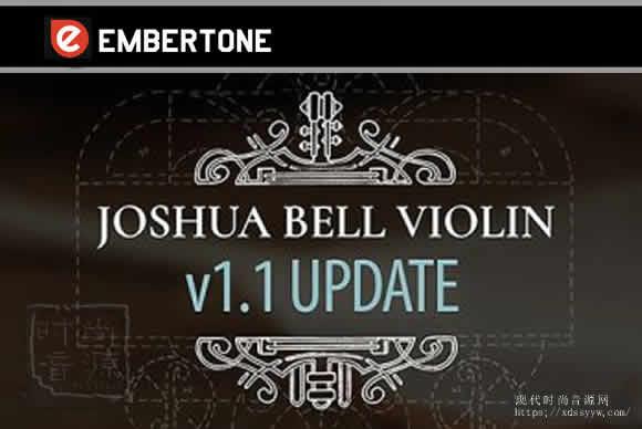 Embertone Joshua Bell Violin v1.1 KONTAKT 约舒亚·贝尔独奏小提琴