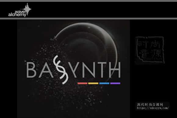 Wave Alchemy BASSYNTH v1.0 KONTAKT低音合成器