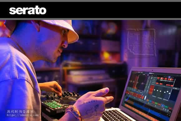 Serato Studio 1.0.0 x64 PC终极节拍