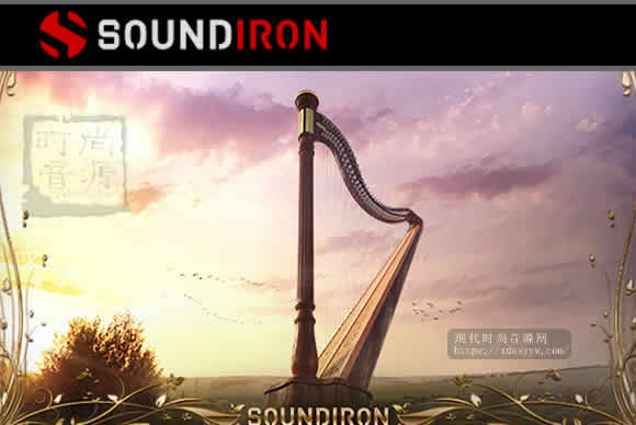 Soundiron Elysium Harp KONTAKT极乐世界竖琴