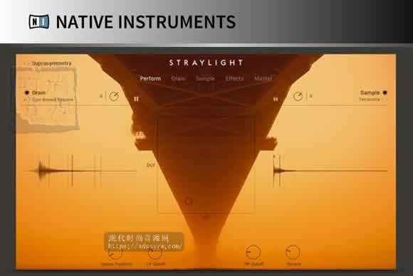 Native Instruments Straylight v1.5.0 KONTAKT音景库