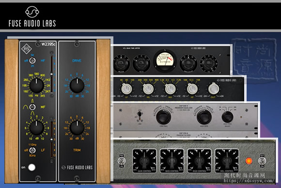 Fuse Audio Labs bundle 2019.11.CE PC 效果包