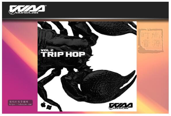WaaSoundLab Trip Hop Vol 2 嘻哈节奏素材
