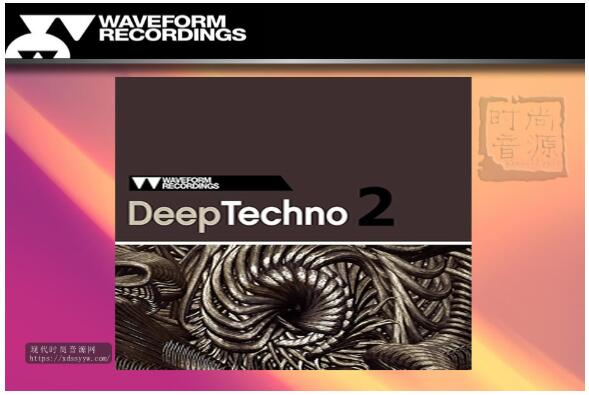 Waveform Recordings Deep Tech 深度电子素材